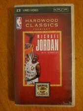 "NBA Hardwood Classics: Michael Jordan ""His Airness"" (UMD, 2006)"