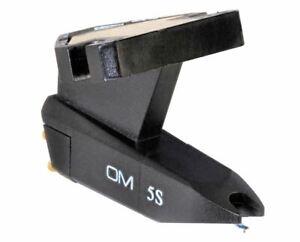Ortofon OM5S OM 5S Magnetic Cartridge & Spheric Stylus for Turntables