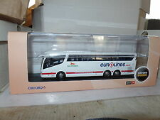Oxford 76IRZ001 IRZ001 Scania Irizar PB Bus Coach Eireann Eurolines 890 London