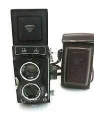 Seagull TLR camera 4BI 552541 Haiou  SA85 f3,5 75 case in013