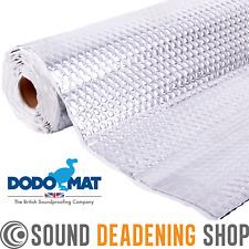 Dodo Mat DEADN ® Hex Car Sound Deadening 5.83m Bulk Roll Vibration Proofing Mat