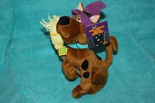 Warner Bros. Exclusive Bean Bag - Scooby Doo Witch 9 inch 1998 Nwt Mint