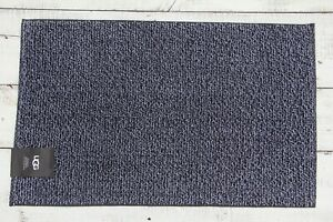 UGG Ponoma Heathered Bath Rug Ombre Heathered Blue/White 21 In x 34 In
