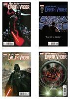 Darth Vader #1 Portacio & Cassaday AND #2 Dorman & Larroca VARIANTS NM LOT (4)🔥