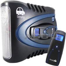 12v Car Digital Detachable Gauge Tyre Air Compressor Inflator Electric Pump SM03