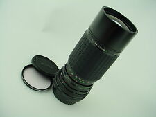 Sigma 100-200mm f/4.5 Macro Zoom-K Lens Manual Focus for Konica