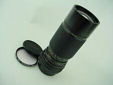 Sigma 100-200mm f/4.5 Macro Zoom-K Lens Manual Focus for Konica