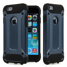 Hybrid Heavy Duty Shockproof Protector Case Cover Bumper for iPhone X 8 7 6 5 SE