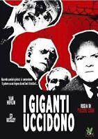 I giganti uccidono, Van Heflin - DVD nuovo