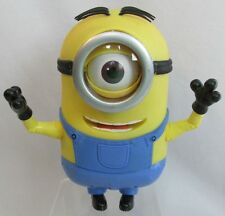 Minion Stuart Laughing Talking Interactive Blinking Figure Toy Dispicable Me