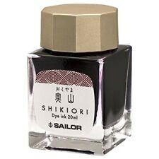Sailor Fountain Pen Bottle Ink Shikiori Okuyama 13-1008-208