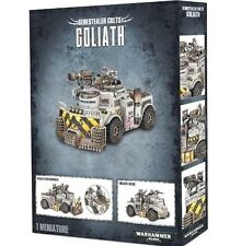 GENESTEALER CULTS GOLIATH ROCKGRINDER TRUCK=Tyranid Games Workshop Warhammer 40K