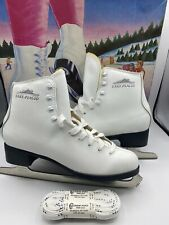 Lake Placid Ice Skates Size 8 Model 685