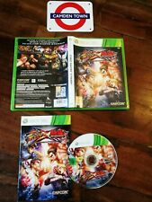 🎮Street Fighter X Tekken Xbox 360 Perfetta Edizione Italiana Completa