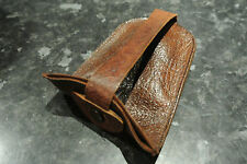 Antique Vintage Leather Key Case / Wallet / Pouch / Protector for MAYORS KEYS