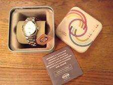 Fossil Women's Silver Strap Wristwatches