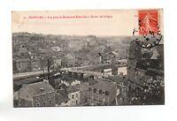 86 - Poitiers - Ansicht Aufnahme des Boulevard Abboville - Fels von Coligny