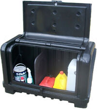 Inside and Outside Storage Compartment Tool Box Case