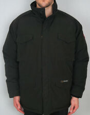 Vintage Canada Goose CONSTABLE Black Men's Down Parka Jacket Coat XL