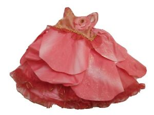 Disney Store ROSETTA deluxe princess costume from Tinkerbell gently used XXS 2/3