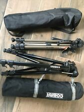 2 X Camera Stand Tripods Cobra And TP-2100 New With Tags
