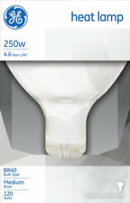 BULB HEAT LAMP 250W BR40