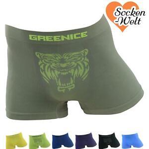 Herren Microfaser Boxer Shorts - Wild Tiger