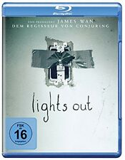 Lights Out Blu-ray - NEU OVP