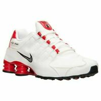 NEW MENS NIKE SHOX NZ SNEAKERS 378341 110-SHOES-MULTIPLE SIZES
