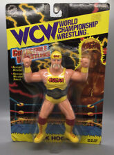 WCW Collectible Wrestlers - Hulk Hogan Action Figure - Toymakers - 1994