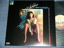 "IRENE CARA Japan 1983 NM 12"" inch FLASHDANCE...WHAT A FEELING (Remix )"