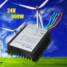 AU 24V 600W Wind Turbine Generator Charge Controller Regulator Waterproof IP67