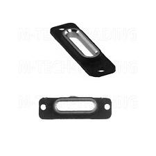 Para Iphone 6 interior 2 x Plata Carga Flex Puerto cubrir titular parte