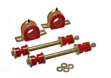 Energy Suspension Sway Bar Bushing Set Red Front for Chevrolet, GMC # 3.5213R