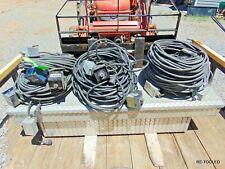 Miller Rhc 14 Remote Hand Control 125 Lead Cord Amp Plug Welder Tig Mig Welding