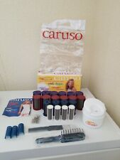 Caruso Molecular Steam HairSetting System No Cell Salt CI-900 Pageant Rollers