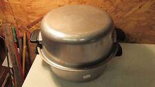 Wear Ever Aluminum Dutch Oven Kettle Set 4 Qt. 2 pcs No. 2