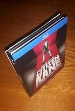 CITIZEN KANE Blu-ray rare OOP US import region free a abc(discontinued digibook)
