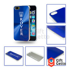 Rover P4 P5 Car Logo Laser Engraved Personalized Metal Cover Case - iphone 5/5s