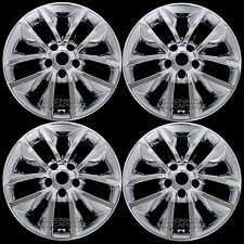 "for 2016 2017 Kia Sorento 17"" Chrome Wheel Skins Hub Caps Full Tire Rim Covers"
