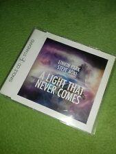 "Linkin Park feat. Steve Aoki ""A light that never comes"""