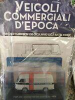 FIAT 238 1970    VEICOLI COMMERCIALI D'EPOCA 1:43 #39 DIE CAST MIB