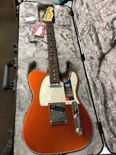 MINT Fender American Telecaster Elite 2016 Autumn Blaze Metallic