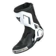 Dainese Torque D1 Out Boots Black White Anthracite - Many Sizes! - Free Shipping