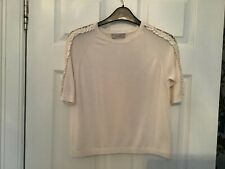 Per Una Ladies Knitted Top Size 10