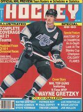 Hockey Illustrated Magazine 1989-90 Wayne Gretzky 091317nonjhe