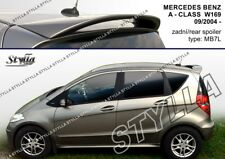 SPOILER REAR ROOF MB MERCEDES BENZ A-CLASS W169 WING ACCESSORIES