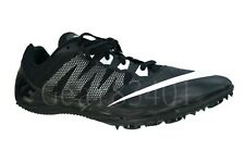 Mens Nike Zoom Rival S Sprint Track & Field Spikes W/Wrench & Spikes BLACK 10.5