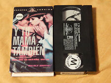 "Y Tu Mama Tambien (Vhs, 2002, Unrated) Ifc Films) Free Ship.) ""Wildly Erotic"""