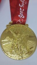 BEIJING 2008 Olympic Replica GOLD MEDAL